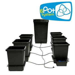 AUTOPOT 6 POTS SYSTEM KIT WITH SOLID RESERVOIR 47 L (1)
