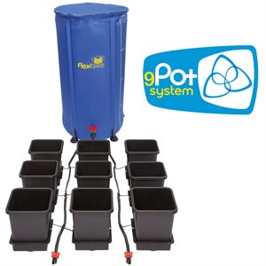 AUTOPOT ENSEMBLE 9 POTS FLEXITANK 100 L INCLUS (1)