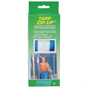 TARP ZIP-UP ZIPPER FOR DOOR 7' (1)