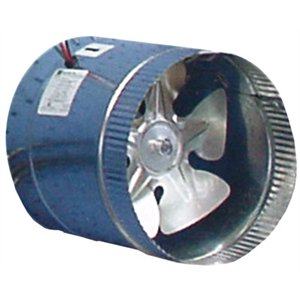SUNCOURT 2 SPEEDS IN-DUCT FAN 210 / 250 CFM 8'' DB-308 (1)