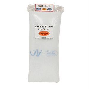 CAN-FILTERS CAN-LITE MINI PRÉ-FILTRE 8'' (1)