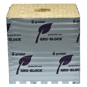 GRODAN GRO-BLOCKS HUGO 6'' (64)