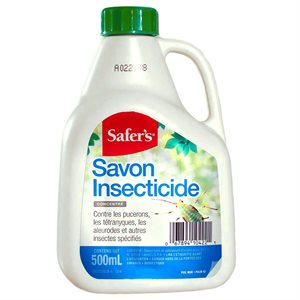SAFER'S CONCENTRATED INSECTICIDAL SOAP 500 ML (1)