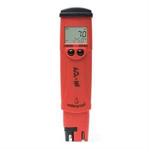 HANNA HI 98127 PHEP4 PH / T° TESTER RED (HI 73127) (1)