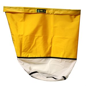 EXTRACTION BAG PRO YELLOW BAG 33 MICRONS 26 GAL (1)