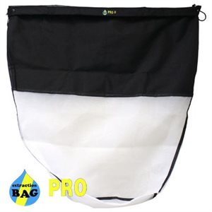 EXTRACTION BAG PRO BLACK BAG 220 MICRONS 26 GAL (1)
