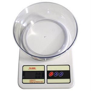 DIGITAL SCALE MAX:5000 G / GRAD:1.0 G (1)
