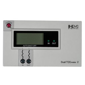 HYDROLOGIC RO SYSTEMS IN / OUT TDS / PPM MONITOR (1)