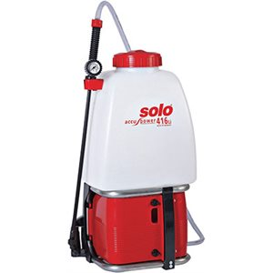 SOLO SPRAYER 416-LI BACKPACK WITH 12V BATTERY- 5 GAL (1)